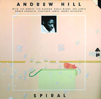 Andrew Hill Spiral
